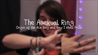 What is the Asexual Ring? | Origin of Ace Ring & How I Show Pride