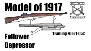 Model 1917 Follower Depressor (TF 1-05C)