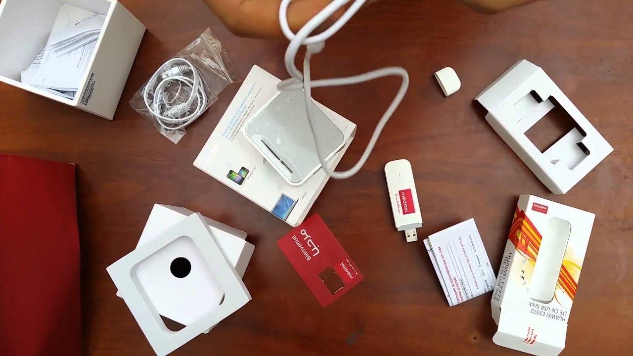 modem 4g orange d ballage et installation pc et mobile youtube. Black Bedroom Furniture Sets. Home Design Ideas