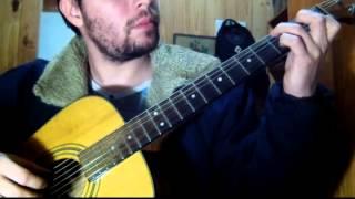 fantaisie pour un gentilhomme (acoustic guitar)