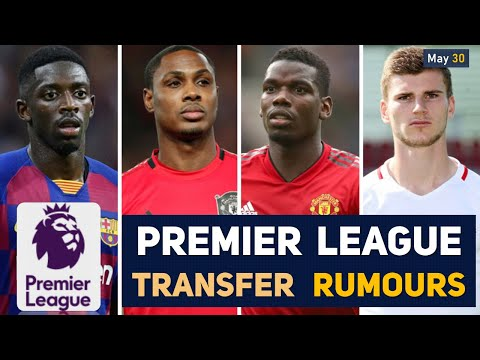 TRANSFER NEWS: PREMIER LEAGUE TRANSFER NEWS AND RUMOURS WITH UPDATES