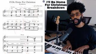 I'll Be Home For Christmas (Quick 3 bar orchestration breakdown)- Matt Jones