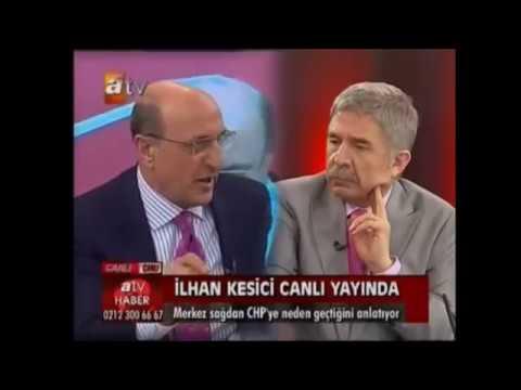 İlhan Kesici, Ali Kırca, Ana Haber, ATV, 01.06.2007