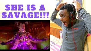 Mortal Kombat 11 - Official Sindel Gameplay Trailer REACTION VIDEO!!!