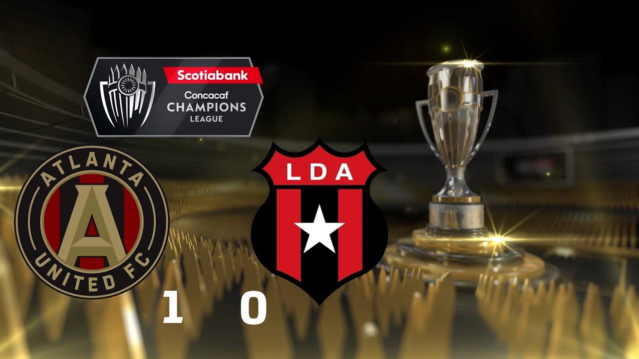 Match Highlights | Atlanta United vs. LD Alajuelense - Leg 2 | April 13, 2021