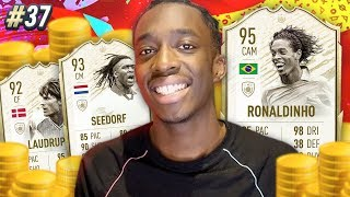 BUYING PRIME MOMENTS RONALDINHO FOR 15 MILLION COINS £££ #37 MMT