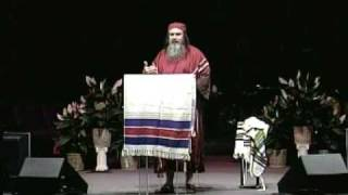 THE TALLIT - PRAYER SHAWLS - Part 3 of 3 - By Dr. Terry Harman