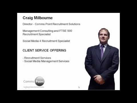 Comms Point Recruitment Solutions - Full Service Social Media