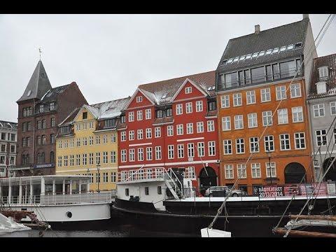 Copenhague y Malmö