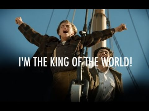 「i'm the king of the world」的圖片搜尋結果