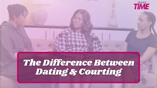 What Is The Difference Between Dating And Courting? - Vintage Time