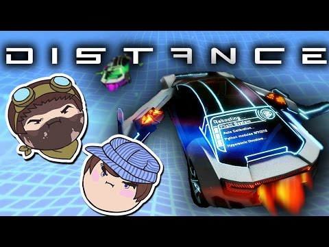 Distance - Steam Train