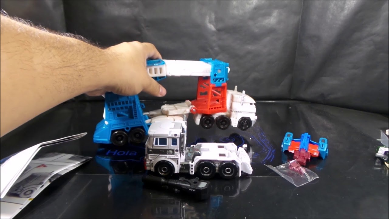 Transformers Perfect Combiner Effect PC-17 Upgrade Kit For LG14 Ultra Magnus UK