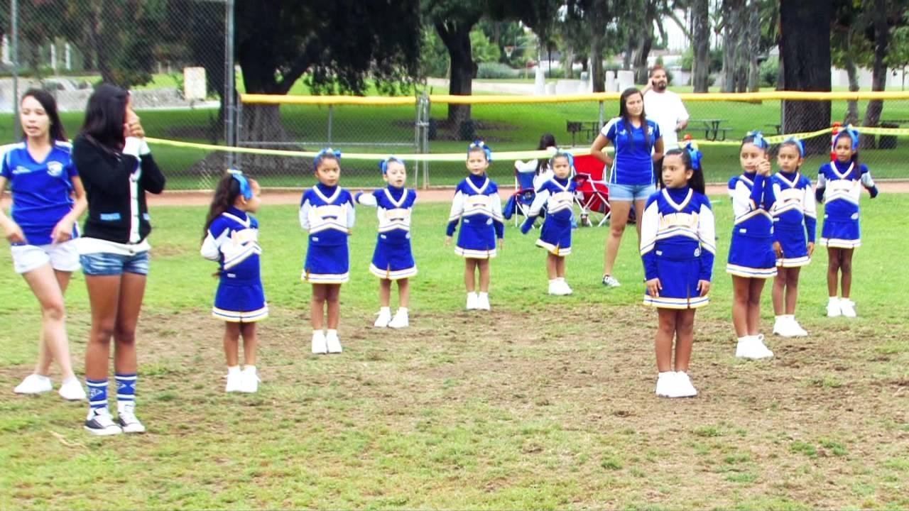Anaheim Pop Warner Football Anaheim Wildcats Vs Garden Grove Blue
