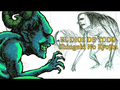 EL DIOS DEL MUNDO DE SHINGEKI NO KYOJIN