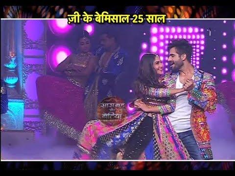 Karan-Krystle & Arjun-Mohenna Sizzle On Zee's 25 Years Celebration!