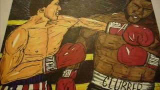 Random art- Rocky vs. Clubber