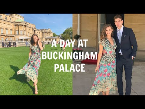 A Day at Buckingham Palace!