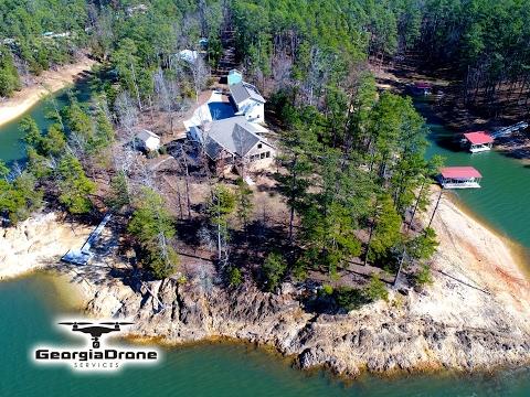 Georgia and South Carolina Aerial Photography