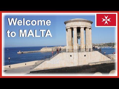 Travel Guide to Malta Valletta 2018