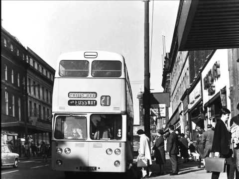 Newcastle upon Tyne Shopping 60's & 70's