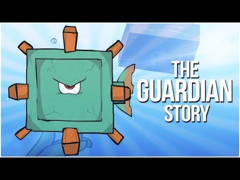 Minecraft Mob Stories - The Guardian