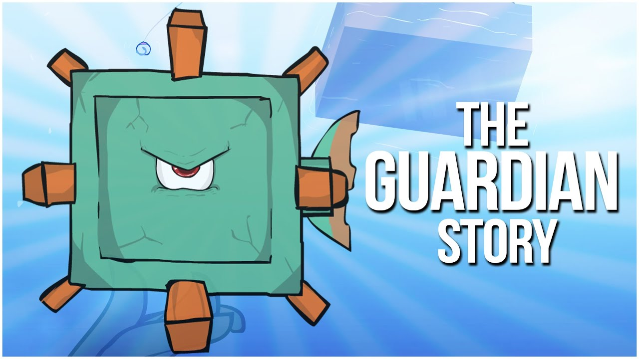 Minecraft Mob Stories – The Guardian