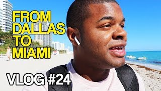 A TYPICAL Day In The Life Of A BUSY Real Estate Agent #24 - DALLAS REALTOR IN MIAMI