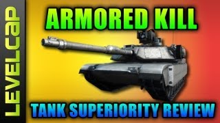 Armored Kill - Tank Superiority Review (Battlefield 3 Gameplay/Commentary)