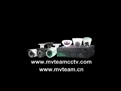 China Top Reliable IP Camera AHD Camera Factory/Manufacturer-MVTEAM Techonology