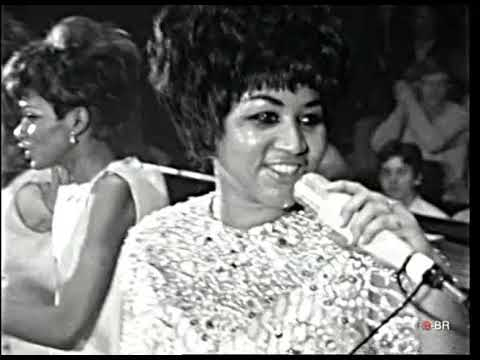 Aretha Franklin - Live at Concertgebouw Amsterdam 1968 - Chain Of Fools