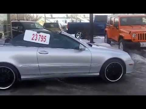mercedes clk 350 vendre 2006 d 39 occasion convertible laval youtube. Black Bedroom Furniture Sets. Home Design Ideas