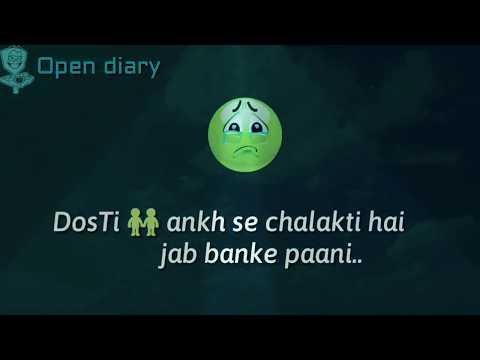 Yaar Milte Hai Part 2- Whatsapp Status | Friendship Song | New Whatsapp Status 2018