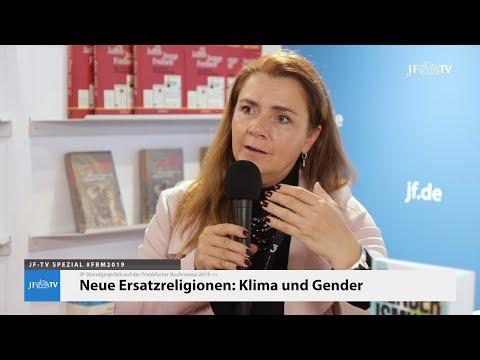 Neue Ersatzreligionen: Klima und Gender (Birgit Kelle auf der #FBM2019)