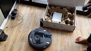 Hướng dẫn sử dụng Robot hút bụi thông minh Philips
