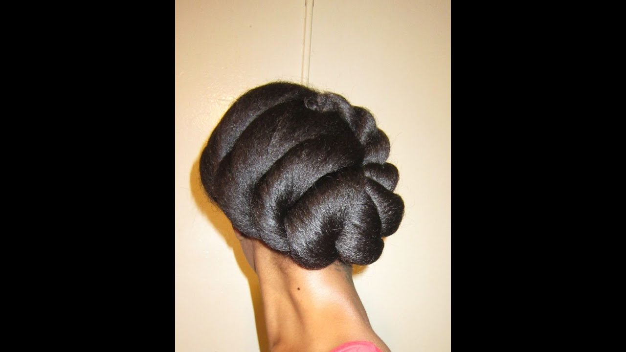 1 JUMBO Flat Twist Tutorial