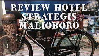 Review Hotel Grand Inna Malioboro Yogyakarta Kamar Hotel Smoking