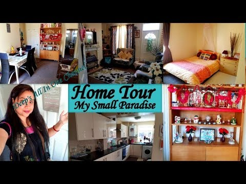 Indian NRI Home Tour | Organized and Functional Home | Indian Rented House