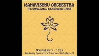 Mahavishnu Orchestra - Birds of Fire - Berkeley Community Theater - Berkeley, Ca - November 9, 1972