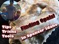 How to find Opals @ Spencer Opal Mine - Mining America Ep13 - 6/27/16 Spencer Idaho