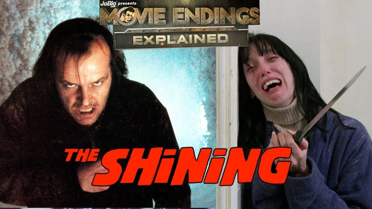 Movie Endings Explained The Shining Video