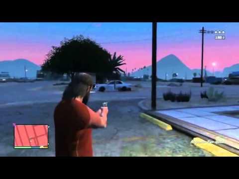 GTA 5 приколы в игре и ГТА смешные моменты