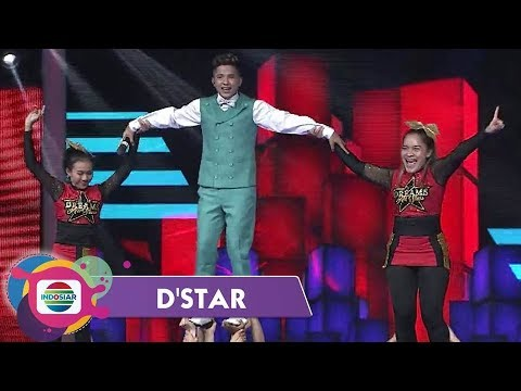SERUU!! Lagu Cekidot Host Bikin Semangat Atraksi Tim Cheerleader – D'STAR