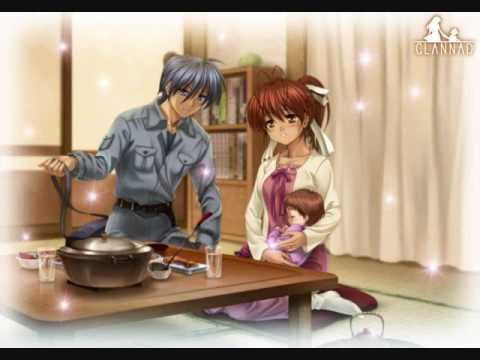 Clannad After Story ( Op,Ed + download link , Bouns Sound Track Link)