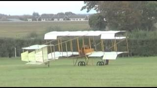 Bristol Boxkite - Shuttleworth Race Day Airshow 2014