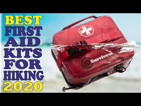 ✅ Top 5: Best First Aid Kit For Hiking 2020 | Take a Good Hiking First Aid Kit On Your Adventure