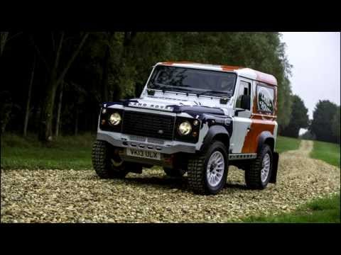 Land Rover Defender 2014 - 11 Photos