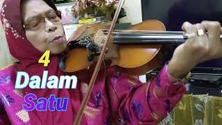 Tokoh Ghazal Parti Cik Putih Hashim - lagu Hamawi Ya Mis Mis - menyanyi dan main alat-alat muzik