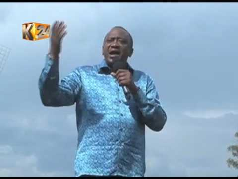 President, DP Ruto in vote hunting two day tour of Nyamira