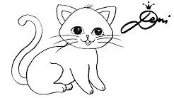 Tierkinder Zeichnen Kleine Süße Tierbabys